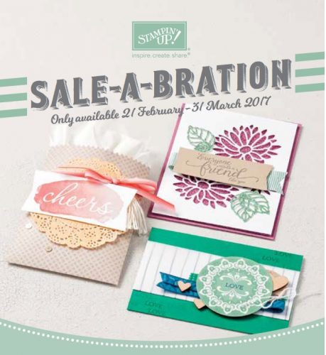 SAB 2nd Release Stampin' Up! UK