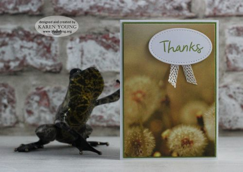 Thank You cards - December