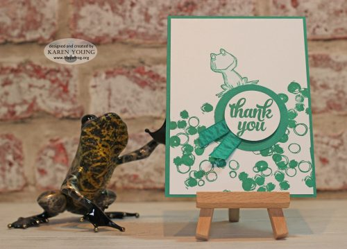Love You Lots Stampin' Up!
