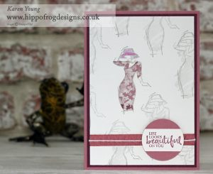 Beautiful You Stampin' Up! UK