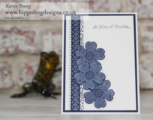 Stampin' Up! UK Flower Shop
