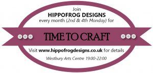 Time to Craft with HIPPOFROG DESIGNS