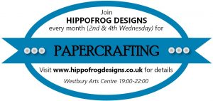 Papercrafting Classes with HIPPOFROG DESIGNS