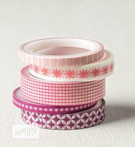 Stampin' Up! Washi Tape Basics Pack 1