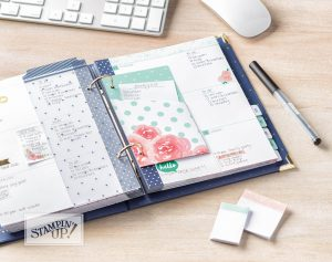 Stampin' Up! Love Today Planner Kit