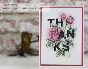 Stampin' Up! Floral Statements