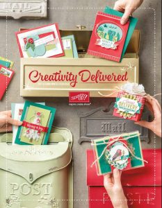 Stampin' Up! Autumn Winter Catalogue 2017