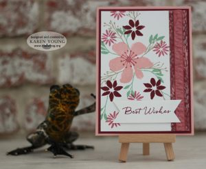 Stampin' Up! Blooms & Bliss