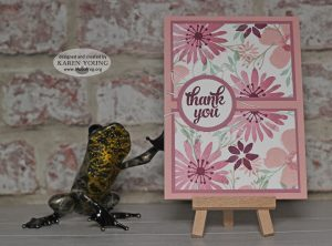 Stampin' Up! Blooms & Wishes