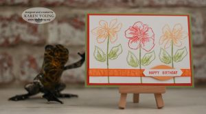 Stampin' Up! Penned & Painted