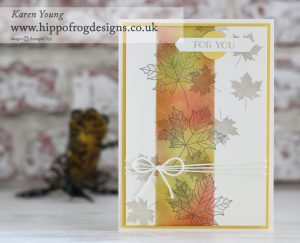 Stampin' Up! Colorful Seasons