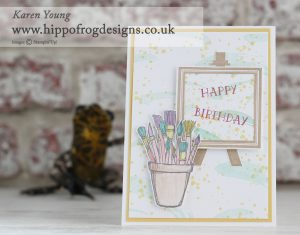 Stampin' Up! Crafting Forever with HIPPOFROG Designs