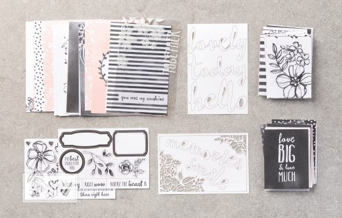 Petal Passion Memories & More Card Pack from Stampin' Up!