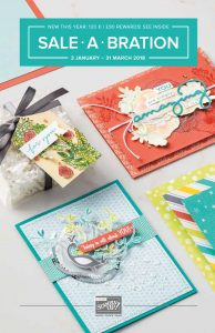 Stampin' Up! SAB Cover