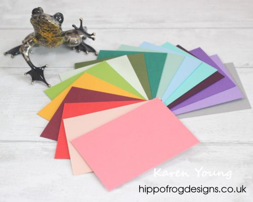 Stampin' Up! Colour Revamp - new colours