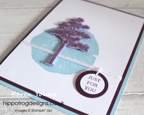 Rooted in Nature Bundle. Project designed by Karen Young at HIPPOFROG Designs