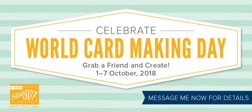 World Card Making Day offers