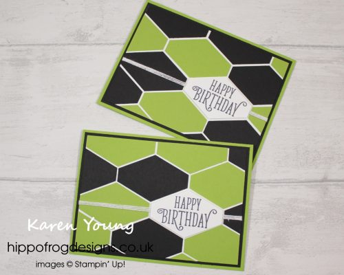 Tailored Tag Punch - Take Two. Project designed by Karen at HIPPOFROG Designs