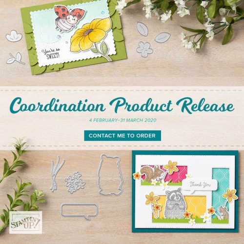 Coordination Product Release