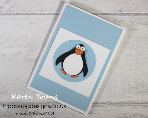 Trio of Cute Christmas Cards Home Activity Pack. Project designed by Karen at HIPPOFROG Designs