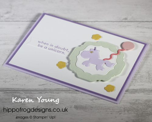 Hippo & Friends Dies. Project designed by Karen at HIPPOFROG Designs