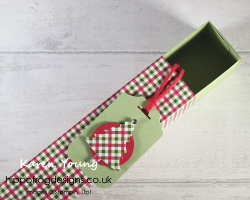 Christmas Packaging. Project designed by Karen at HIPPOFROG Designs