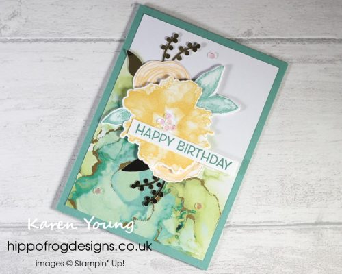Expressions In Ink Suite Collection. Project designed by Karen at HIPPOFROG Designs