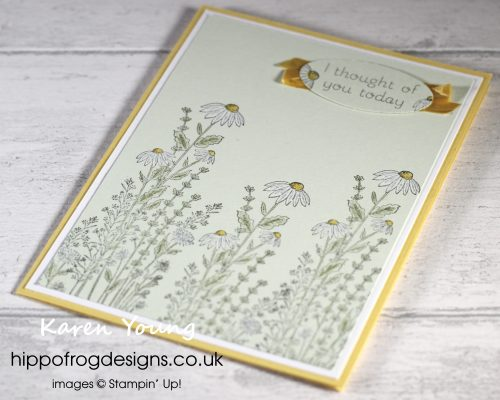 Top Tips, Tricks & Techniques: Take inspiration from the world around you. Project designed by Karen at HIPPOFROG Designs