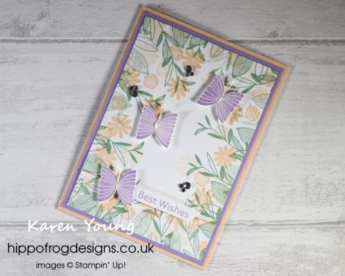 Top Tips, Tricks & Techniques: Using Things in Different Ways. Project designed by Karen at HIPPOFROG Designs