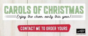 Stampin' Up! Carols of Christmas